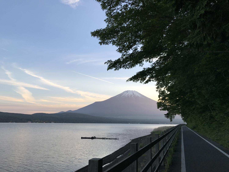 【山中湖店周辺情報】5/27(日)「第38回 山中湖ロードレース」が開催されます ※午前中交通規制あり